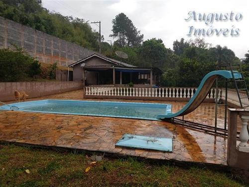 Imagem 1 de 29 de Chácaras À Venda  Em Atibaia/sp - Compre O Seu Chácaras Aqui! - 1470765