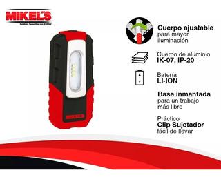Lámpara De Led Recargable 2w De Mano Alta Y Baja Lit-200