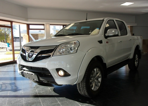 Foton Tunland Luxury D/c Cummins 4x4 0km Año 2019 Disponible