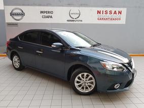 Nissan Sentra 1.8 Advance Mt 2018 Somos Agencia!!