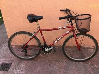 Bicicleta Olmo Rodado 26