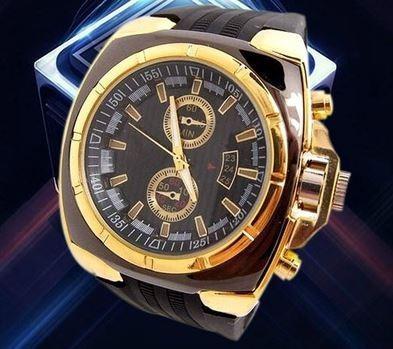 Relógio De Pulso Masculino De Luxo V6