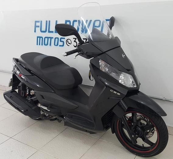 Dafra Citycom S 300i 2018 Preta S