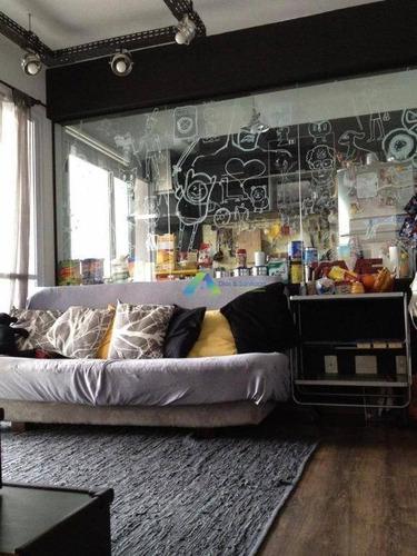 Apartamento Com 2 Quartos E 2 Banheiro À Venda, 62 M² Por R$ 538.000 - Ap5080