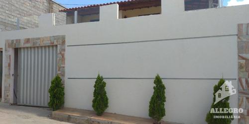 Linda Casa 3 Quartos Com Acabamento Diferenciado - Nz80