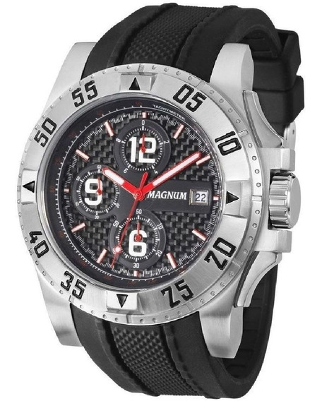 Relógio Masculino Magnum Cronografo Ma34361t Original C/ Nfe