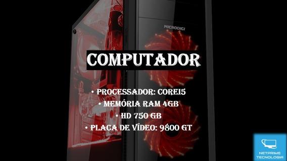 Computador Core I5 3470 4 Gb De Ram Hd 750 Gb