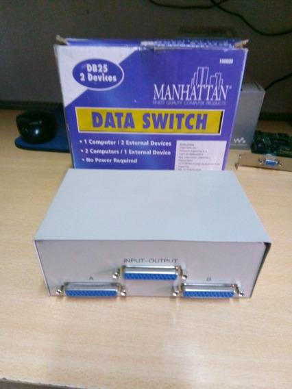 Data Switch Manhattan