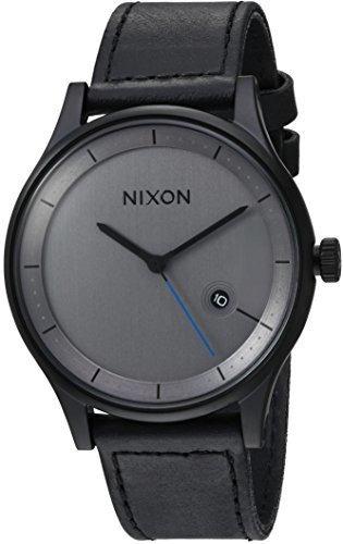 Nixon Unisex The Station Leather