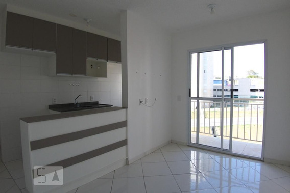 Apartamento No 9º Andar Com 2 Dormitórios E 1 Garagem - Id: 892970763 - 270763