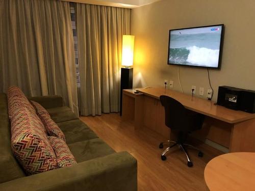 Flat Para Venda No Bairro Centro Em Guarulhos - Cod: Ai23060 - Ai23060