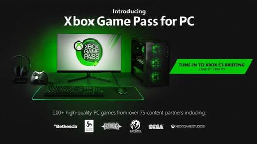 Imagem 1 de 1 de Xbox Game Pass - Pc - 3 Meses Trial Para Windows 10