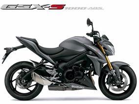 Suzuki Gsx S1000a 0km 2016/2017 Cinza