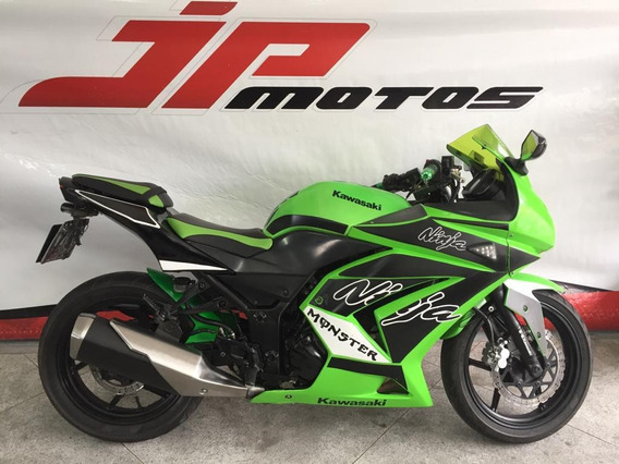 Kawasaki Ninja 250r Verde 2010