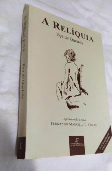 Livro A Reliquia - Eça De Queiroz Escolha Pelas Fotos