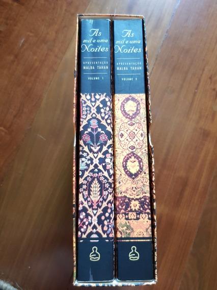 Livro _ As Mil E Uma Noites Box _ 2 Vols
