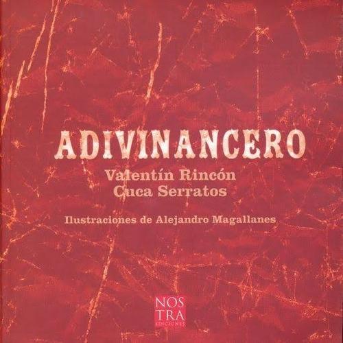 Imagen 1 de 3 de Adivinancero, , Pasta Rústica.