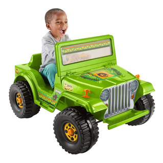 Montable Power Wheels Jeep Wrangler Nuevo Envio Gratis