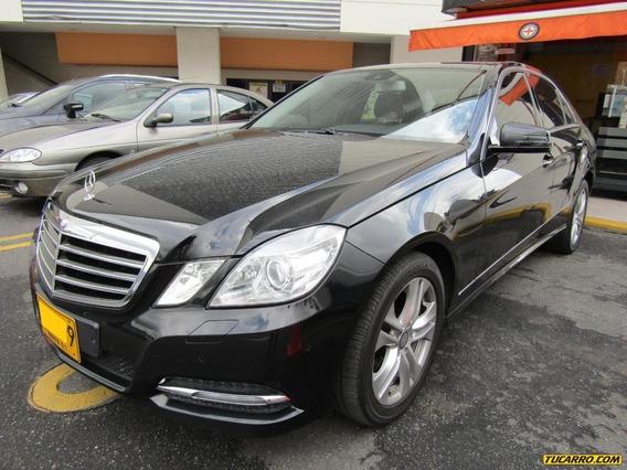 Mercedes Benz Clase E E 250 Cgi 1.8 At