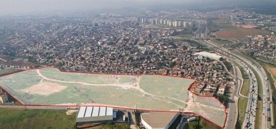 Área 150.000 M² Vende / Aluga - Osasco Frente Rodoanel - 1454