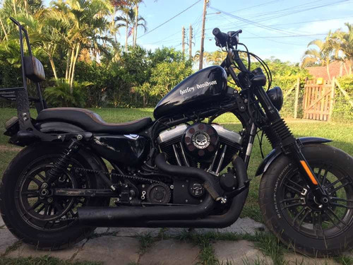 Imagem 1 de 8 de Harley Davidson Sportster Fortyeight