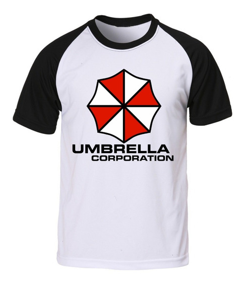Remera Ranglan Umbrella Residet Evil - Anime - Rock - Series