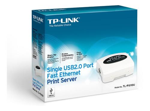 Imagen 1 de 2 de Print Server De 1 Puerto Usb 2.0