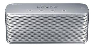 Parlante Portable Bluetooth Samsung Level Box Mini Plata