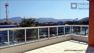 Aluguel Cobertura 03 Quartos, Itacoatiara, Niterói. - Co0008