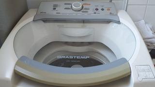 Lavadora De Roupas Brastemp 9kg Ative - Branco - 110v