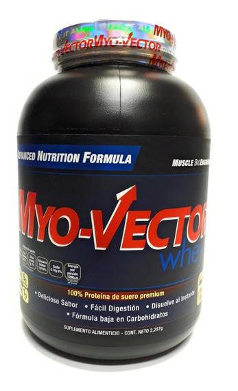 Proteina Myo Vector Whey 5 Lbs Variedad De Sabor Envío Full