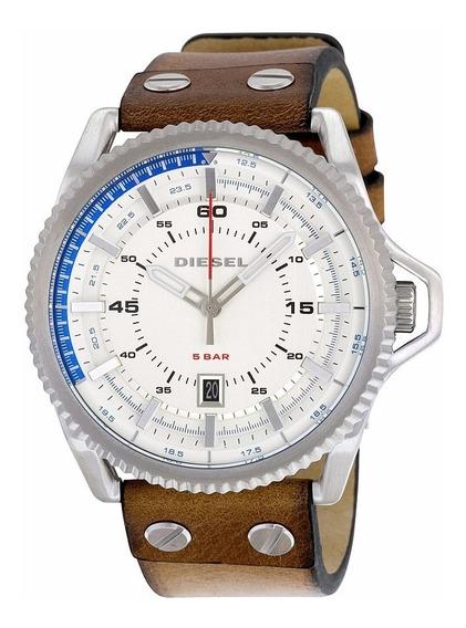 Relógio Masculino Diesel Rollcage Exposed -dz1715 (n.fiscal)