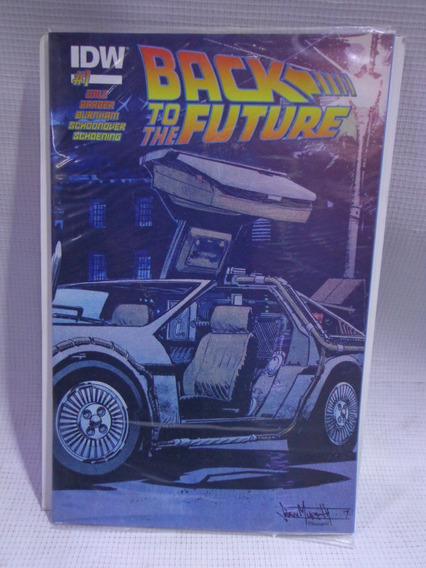 Volver Al Futuro Back To The Future Vol.1 Varg Kamite México