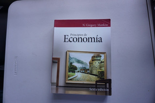 Principios De Economía - Mankiw