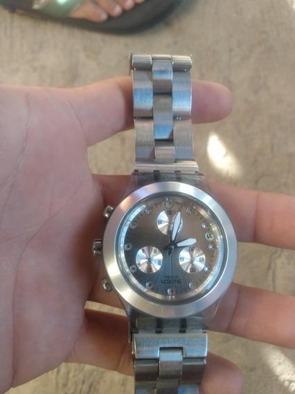 Swatch Swiss 100% Original Na Loja Custa 1.000