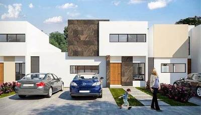Se Vende Hermosa Casa Con 3 Habitaciones En Privada Magnolia