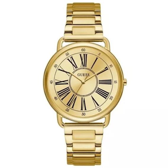 Relógio Guess Feminino Dourado 92701lpgtda4