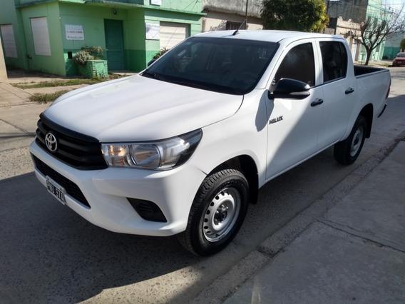[lob] Toyota - Hilux 4x2 Cd Dx 6mt 2.4 Tdi 2016