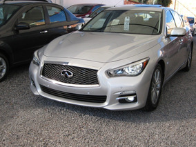 Infiniti Q50 Seduction Unica Dueña