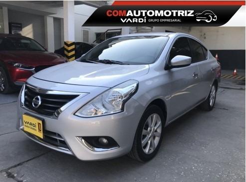 Nissan Versa Advance Id 39539 Modelo 2018