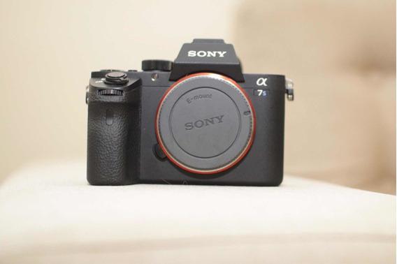 Câmera Sony Alpha 7s Ii A7sii A7s2 A7 S Mark Ii