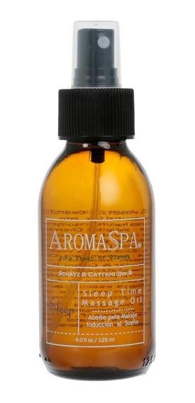 Aceite Para Masaje Schätz & Cattani Aromaspa Sleep 125 Ml