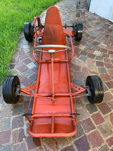 Karting Chaparral Sin Motor
