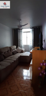Apartamento A Venda No Bairro Taipas Em São Paulo - Sp. - A347-1