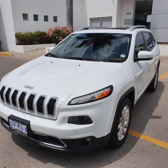 Jeep Cherokee, Limited Premium, 2015