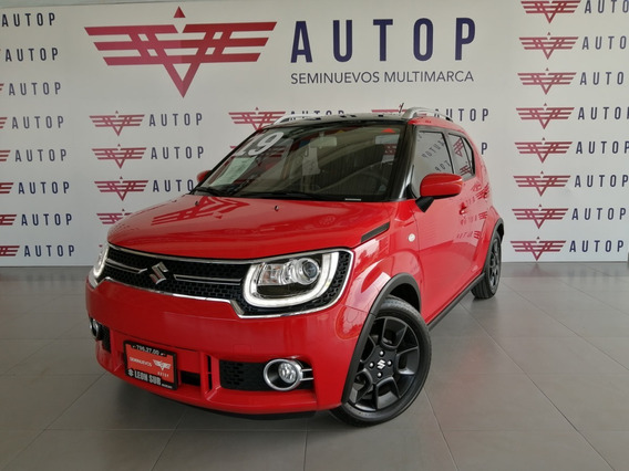 Suzuki Ignis Glx 2019 Aut