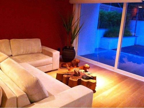 Casa Moderna, 4 Dorms, 2 Suítes, Santa Mônica! - Ca0147