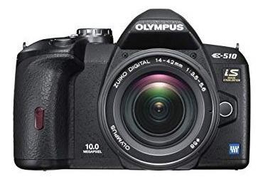 Camara Digital Olympus E510+ Lente 14-42mm + Lente 40-150mm