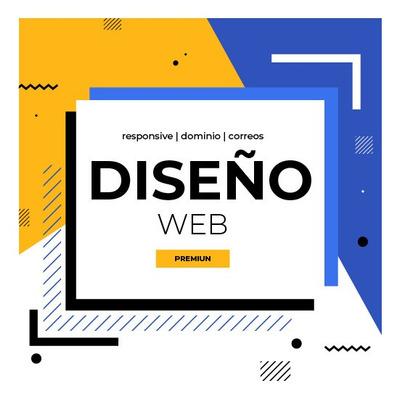 Diseño Paginas Web | Diseño Web | Hosting Y Domino Gratis