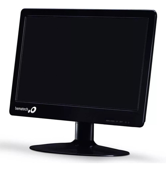 Computador Rc-8400+monitor Led 15.6+kit Teclado E Mouse + Nf